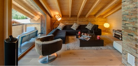 Chalet High 7 Penthouse - Sleeps 8 + 1