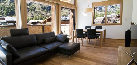 Chalet High 7 Apartment - Sleeps 4