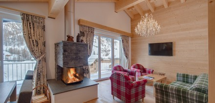 Chalet Tuftra - Sleeps 4, 6 or 10